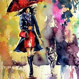 Walk with dog - Kovacs Anna Brigitta