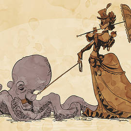 Walkies for Otto by Brian Kesinger