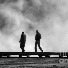 Jerry Fornarotto - Walking Geyser Boardwalk