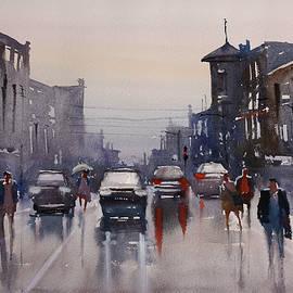 Ryan Radke - Walking in the Rain