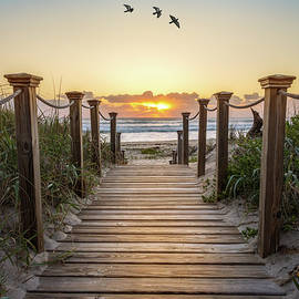 Walking into Paradise by Debra and Dave Vanderlaan