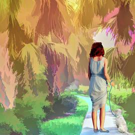 Walking the Dog by Rosalie Scanlon