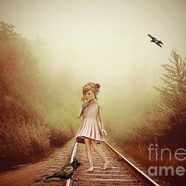 KaFra Art - Walking The Tracks