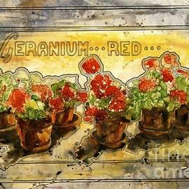 Shirley Sykes Bracken - Wall Flowers