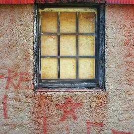 Randy Pollard - Wall Graffiti