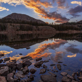 Wall Reflection by Chad Dutson