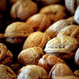 Lesa Fine - Walnuts Ready For Baking