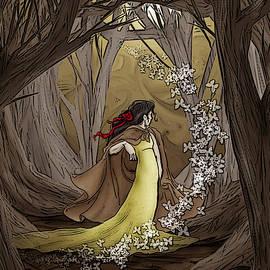 Rachel Marquez - Wandering Through the Woods