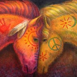 War Horse and Peace Horse