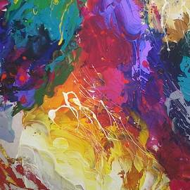 Abdelwahab Nour - Warm Abstract