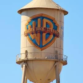 Warner Water Tower by Karen Silvestri