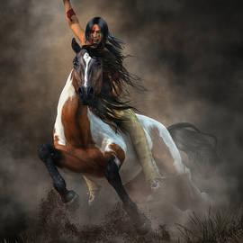 Warrior by Daniel Eskridge