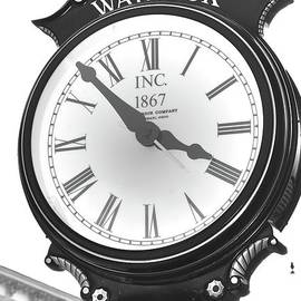 Robert Meanor - Warwick Train Clock