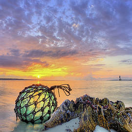 Washed Up In Pensacola Beach by JC Findley