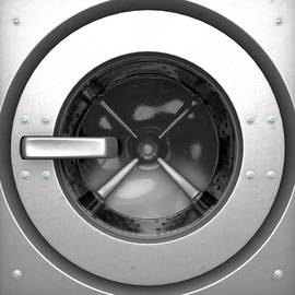 Washing Machine Drum - Allan Swart