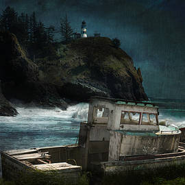 Washington Boat by Jeff Burgess