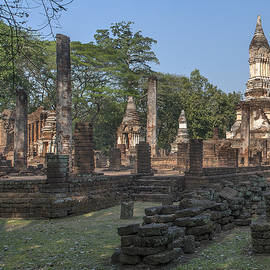 Gerry Gantt - Wat Chedi Ched Thaeo Main Wihan and Main Chedi DTHST0130
