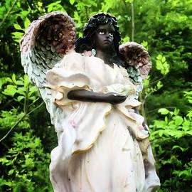 Miko At The Love Art Shop - Watcher Angel