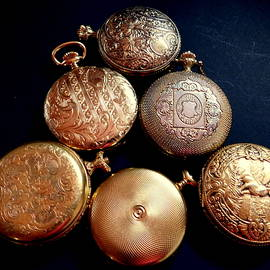 Arlane Crump - Watches Series - I I