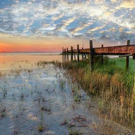 Watching the Sun Rise by Debra and Dave Vanderlaan