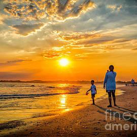 Nick Zelinsky - Watching the Sunset