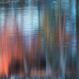 Water Color Abstract by Bill Wakeley