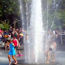 Ed Weidman - Water Fountain Fun
