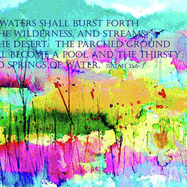 Living Water by Hazel Holland