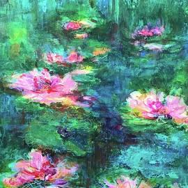 Water Lilies by Doris Chou