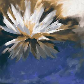 Water Lily III - Mawra Tahreem