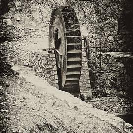 Water Wheel by Bill Cannon