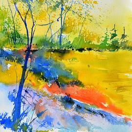 Pol Ledent - Watercolor 516082