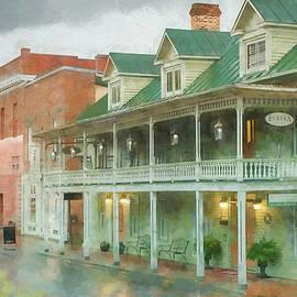 Watercolor Eureka by Jim Love