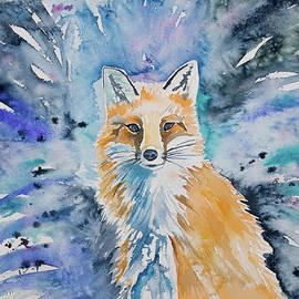 Cascade Colors - Watercolor - Mr. Red Fox