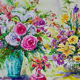Ingrid Dohm - Watercolor Series No. 273