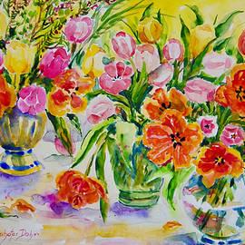 Ingrid Dohm - Watercolor Series No. 274