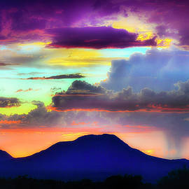 Michael Newberry - Watercolor Sky
