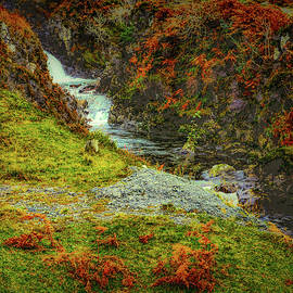 Leif Sohlman - Waterfall 1 #g9