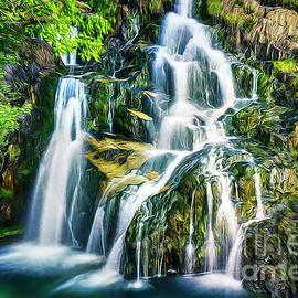 Ian Mitchell - Waterfall