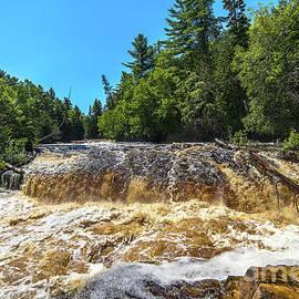 Norris Seward - Waterfalls Lower Tahquamenon -0599