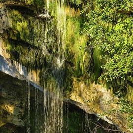 Paul MAURICE - Waterfalls Of The Herisson # V - Jura Mountains