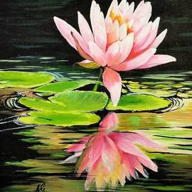 Anne Gardner - Waterlily