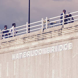 Waterloo Bridge by Rasma Bertz