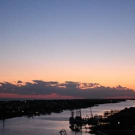 Cynthia Guinn - Waterway Sunset #2