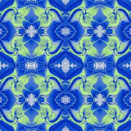 Lori Kingston - Watery Tiles