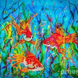 Watery Wonderland by Anne Sands