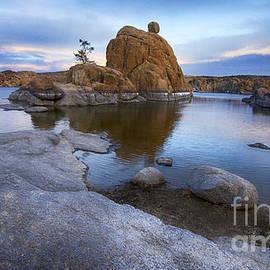 Watson Lake Arizona 14 by Bob Christopher
