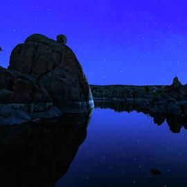 Watson Lake Moonshine by Janet Ballard