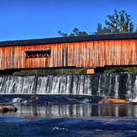 Watson Mill Covered Bridge 039