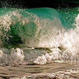 Debra Banks - Wave Heart, Sunset Beach Hawaii